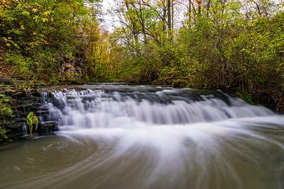 Felker's Falls Cascade