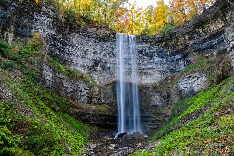 Autumn Tews Falls