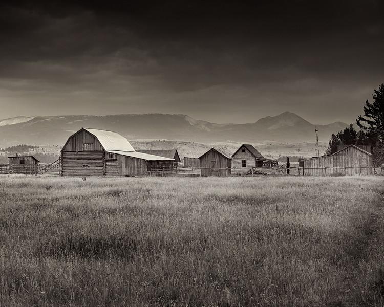 Teton Farmstead