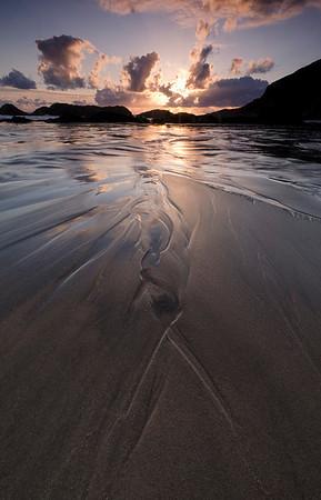 Sunset at Seal Rock. (Merit, Digital Pictorial, N4C Nov 2012)