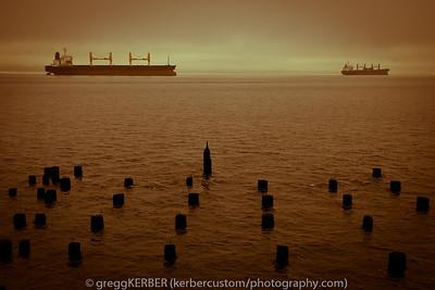 Ships Waiting