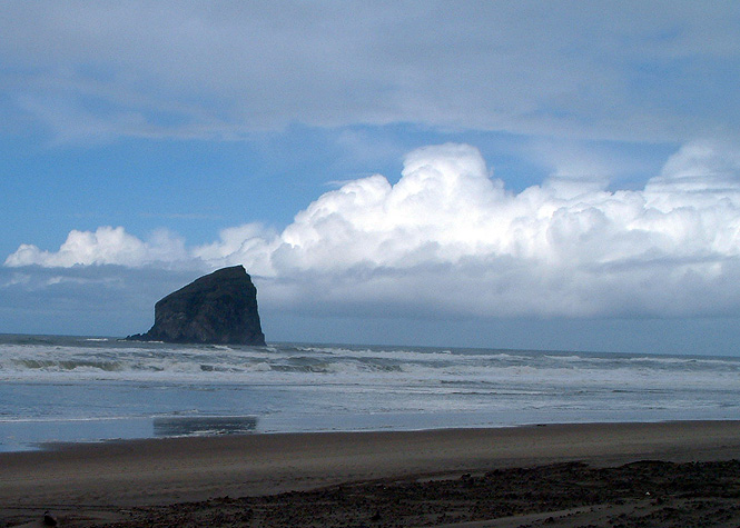 Haystack @ Pacific City, OR