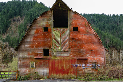 Oregon Barn-3