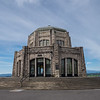 Vista House at Crown Point, along the Columbia River