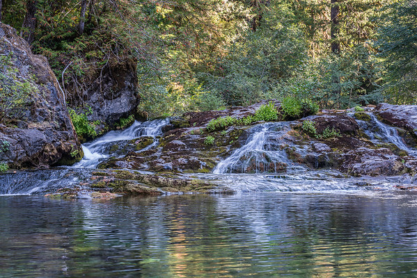 Little North Santiam River headwaters