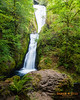 Bridal Veil Falls.  Columbia River Gorge, Oregon