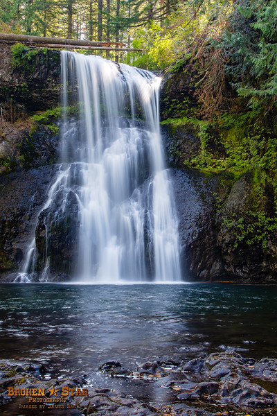 Upper North Falls, Silver Falls State Park