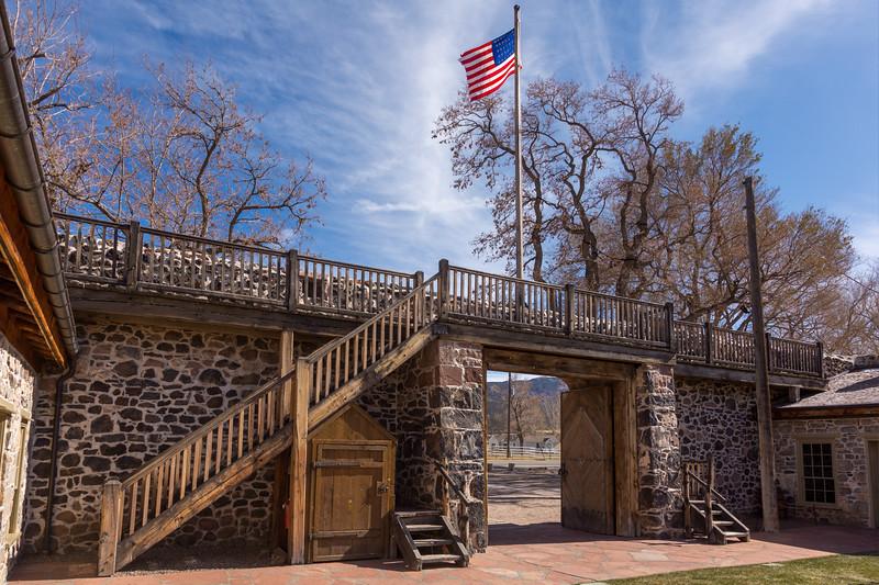 Fort Cove - Built in 1867 - Utah