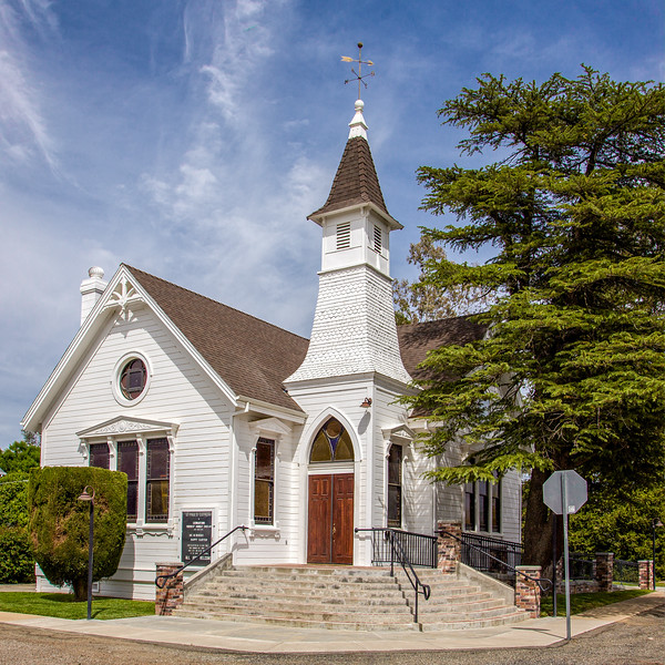 St. Paul's Lutheran Church - Germantown (Artois, CA)
