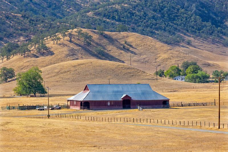 Burrows Barn - Rural Glenn County