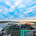 Oslo-Norway-Spring-Waterfront-View-sunset-high-clouds_DSC2066-Fine-Art-Collector-Fine-Art-Photography-Oslo-Norway-Travel-Vacations-Honeymoon