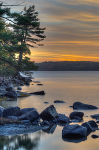 Somes Sound Sunset