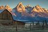 2015_John Moulton Barn at Sunrise HDR_25570