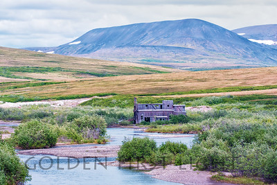 Nome Alaska Dredge