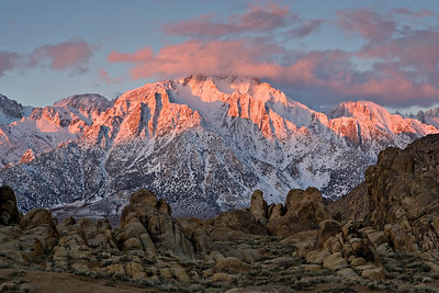 Mt Whitney-sunrise-2