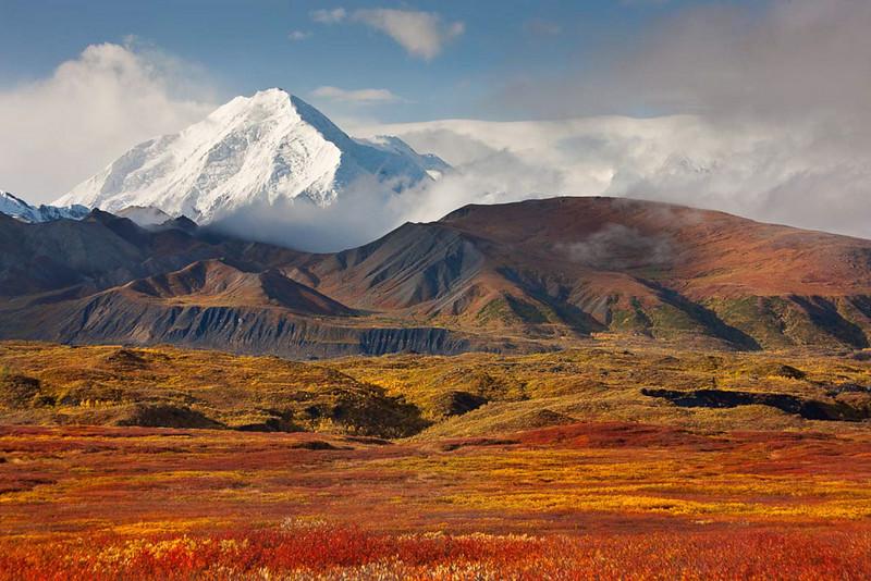 Alaska in Full Fall Colors