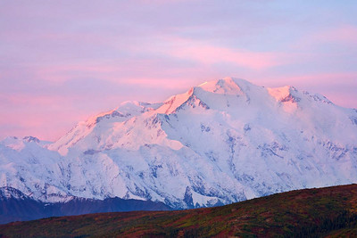 Denali at Dawn