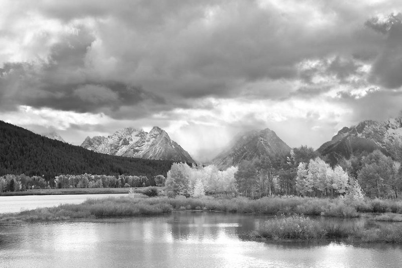 Storm over Oxbow Bend