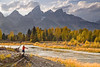 Fly Fishing in Teton