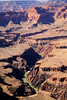 A glimpse of the Colorado River, GCNP
