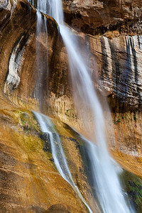 Lower Calf Creek Falls, Utah.