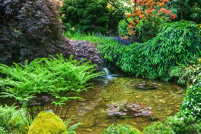 Butchart Garden