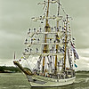 Indonesian Navy Ship<br /> Tall Ship Challenge<br /> Savannah River