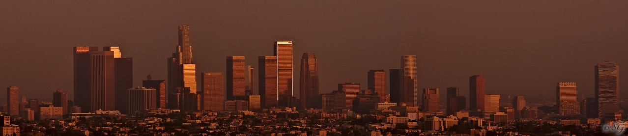 Los Angeles ... on a clear day :)