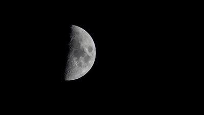half moon at 1 500th f 56 ISO 1600  540 mm R5-0407