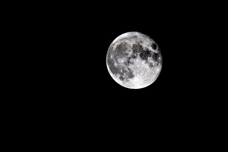 Full moon 7457