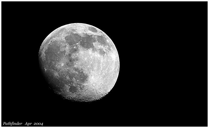 moon  600mm 5396