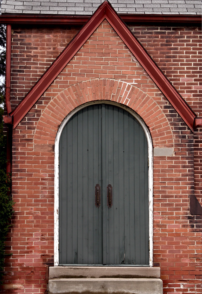 church door facing south 8669