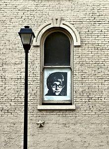 Window portrait 8105
