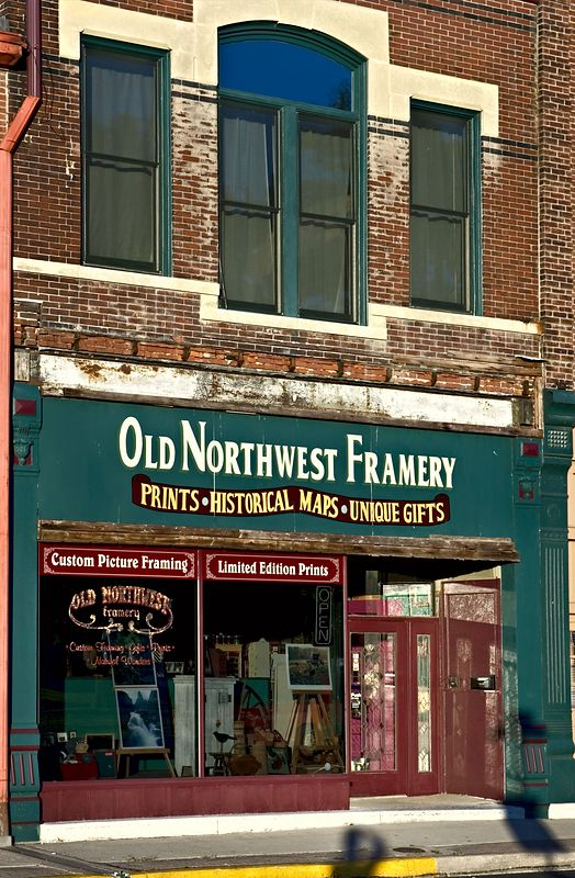 OLD NW Framery 7970