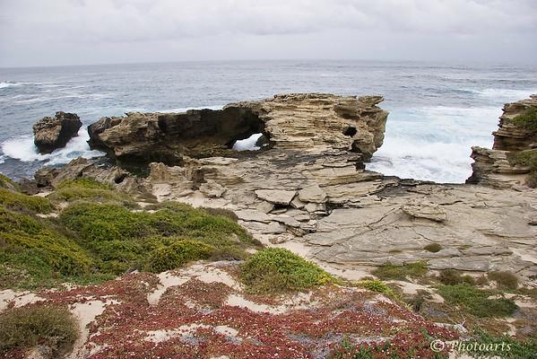 """""""Rottnest Island Rugged Coast"""""""