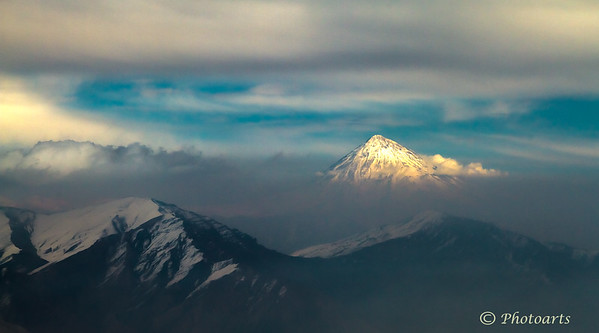 """Mighty Damavand"""