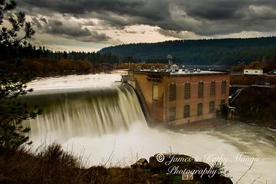 Nine Mile Dam