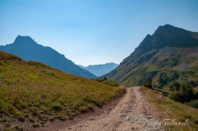 Yankee Boy Basin Trail, Ouray, Colorado