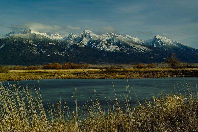 Montana Alps emerge again!!!