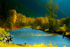 Fall on Rock Creek