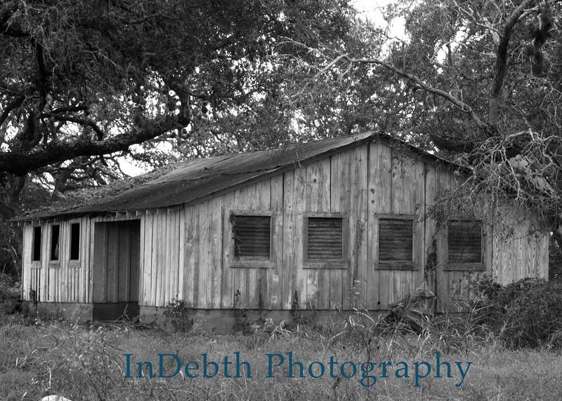 0586 Austin Barn BW