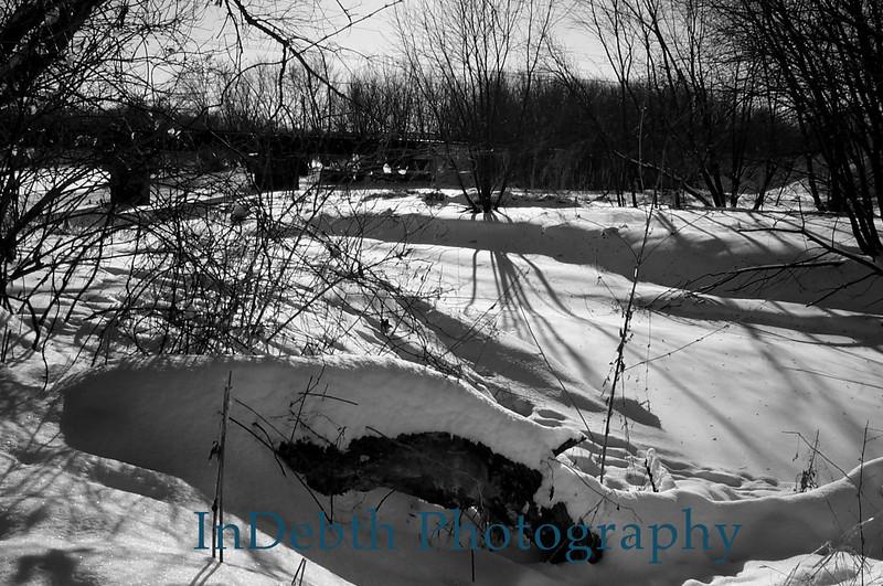 Indian Creek Winter