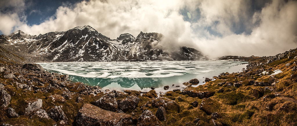 Alaska Upper Reed Lake