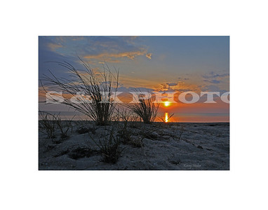Canadian Hole Sunset
