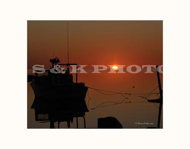 Fishouse Sunset