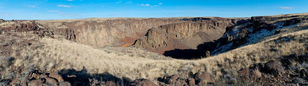 Owyhee Canyonlands Wilderness, East Fork of the Owyhee River. Idaho scenery/landscapes.