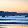 Sunrise in Santa Barbara