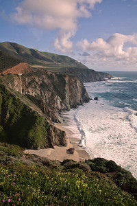 Big Sur Coast near Bixby Bridge