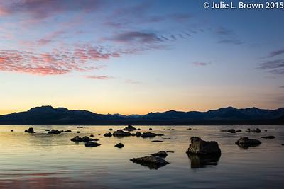 1529 Mono Lake at Sunrise