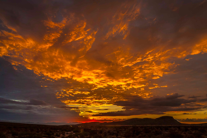 Las Vegas Trip 8.31.13 to 9.4.13  Sunrise